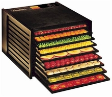 Excalibur 2900ECB 9 Tray Economy Dehydrator Black - click to enlarge