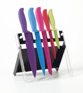 Farberware 5085418 6 Piece Resin Knife Set - click to enlarge