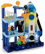 Fisher-Price Imaginext Space Shuttle and Tower - click to enlarge