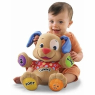 Fisher-Price Laugh & Learn Learning Puppy - click to enlarge