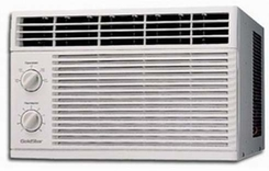 Goldstar GWHD5000 Window Air Conditioner - click to enlarge