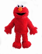 Gund 021019 Sesame Street Full Body Puppet- Elmo - click to enlarge
