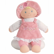 Gund 059033 Baby My First Doll, Blonde - click to enlarge