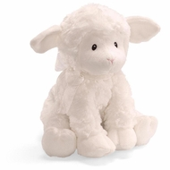 Gund 319737 Baby Lena Lamb Musical Toy - click to enlarge