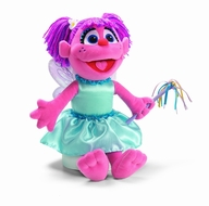 Gund 319970 Sesame Street Fluttering Fairy Abby Cadabby - click to enlarge