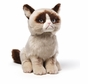 Gund 4040133 The Internet Sensation Grumpy Cat 9 Inch Plush