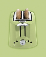 Hamilton Beach 22114 Eclectrics All-Metal Toaster - click to enlarge