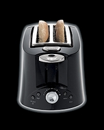 Hamilton Beach 22117 Eclectrics All-Metal Toaster - click to enlarge