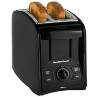 Hamilton Beach 22121 2 Slice Cool Touch Toaster 4 Functions - click to enlarge