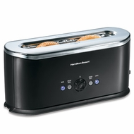 Hamilton Beach 22408 Perfect Toast 2 Slice Toaster- Blue Buttons - click to enlarge