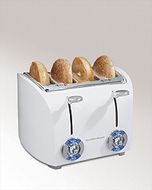 Hamilton Beach 24645 4 Slice Bagel Toaster - click to enlarge