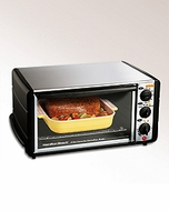 Hamilton Beach 31175 Family Size Toaster Oven / Broiler - click to enlarge