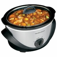 Hamilton Beach 33140V 4 Quart Slow Cooker - click to enlarge