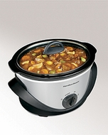 Hamilton Beach 33141 4 Quart Slow Cooker - click to enlarge