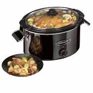 Hamilton Beach 33173 7Qt Slow Cooker - click to enlarge