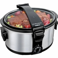 Hamilton Beach 33472 Stay or Go Slow Cooker - click to enlarge