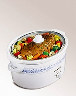 Hamilton Beach 33690BV Meal Maker 7 qt. Slow Cooker - click to enlarge