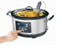 Hamilton Beach 33966 Set n Forget 6 Quart Programmable Slow Cooker