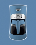 Hamilton Beach 40113 Eclectrics All-Metal Coffeemaker - click to enlarge
