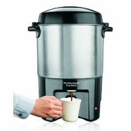 Hamilton Beach 40540 Brew Station 40-Cup Coffee Urn, Silver - click to enlarge