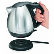 Hamilton Beach 40870 10 Cup Electric Kettle in SS - click to enlarge