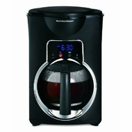 Hamilton Beach 44755 Illusion Coffee Maker - click to enlarge