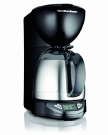 Hamilton Beach 49854 Programmable Thermal 10 Cup Coffeemaker - click to enlarge