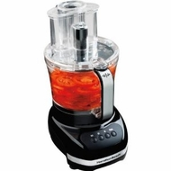 Hamilton Beach 70580 Big Mouth Duo Plus Food Processor - click to enlarge