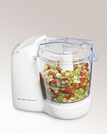 Hamilton Beach 72600 FreshChop Food Chopper - click to enlarge