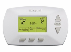 Honeywell RTC8102A1016 5-1-1-Day Programmable Thermostat w/Backlit Display - click to enlarge