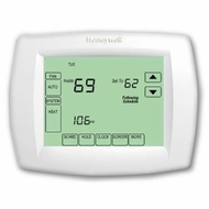 Honeywell TH8320U1003 Vision Pro 8000 Digital Touchscreen Programmable Thermostat - click to enlarge