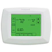 Honeywell Vision 8500 Touchscreen 7 Day Programmable Thermostat