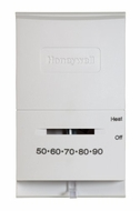 Honeywell YCT53K1003 Standard Millivolt - click to enlarge
