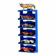 Hot Wheels Wall Tracks Car Display Rack - click to enlarge