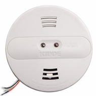Kidde PI2010 Smoke Alarm Dual Sensor with Battery Backup, White - click to enlarge