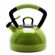 KitchenAid 51726 Green Apple Kettle - click to enlarge