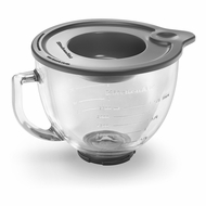 KitchenAid K5GB 5-Quart Glass Bowl - click to enlarge