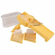 KitchenAid KC310BXBCA Classic Mandoline Slicer, Yellow Buttercup - click to enlarge