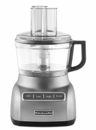 KitchenAid KFP0711CU 7-Cup Food Processor, Contour Silver - click to enlarge
