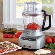 KitchenAid KFP1333CU0 13-cup Food Processor- Contour Silver - click to enlarge
