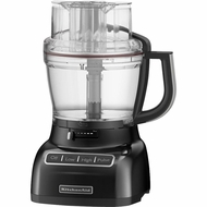 KitchenAid KFP1333OB 13-cup Food Processor, Onyx Black - click to enlarge