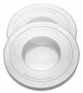 KitchenAid KNBC 2 pack Mixer Bowl Cover - click to enlarge