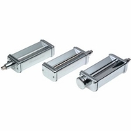 Kitchenaid KPRA Pasta Roller and Cutter Set - click to enlarge