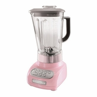 KitchenAid KSB560PK 5-Speed Blender with Polycarbonate Jars, Pink - click to enlarge