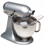 KitchenAid KSM-150PS Artisan Series 5-Quart Stand Mixer - click to enlarge