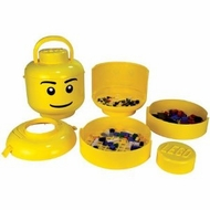 Lego Sort and Store with Bonus Grid and Built-In Carry Handle by Schylling - click to enlarge