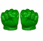 Marvel Avengers Assemble Hulk Gamma Green Smash Fists