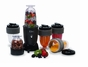 MaxiMatic EPB1800 Elite Cuisine 300 Watt 17 Piece Personal Drink Blender, Black