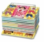 Melissa and Doug 1018 Puzzle Storage Case Single Wire