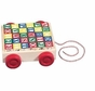 Melissa and Doug 1169 Classic ABC Block Cart